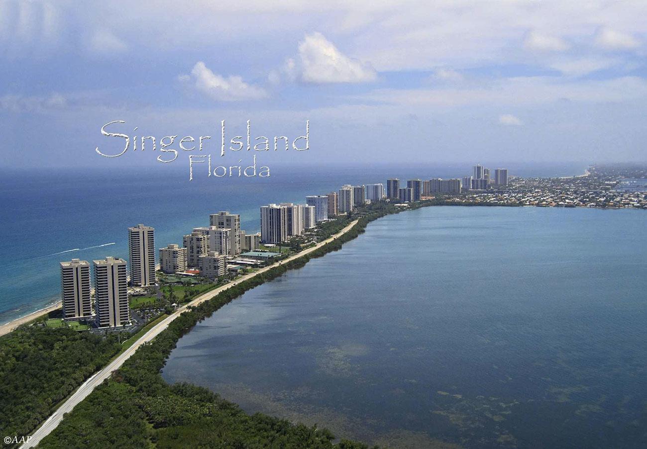 Island Shores Drive West Palm Beach Florida
